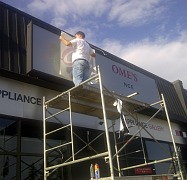 Calgary sign installation services